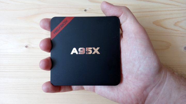 Обзор NEXBOX A95X - TV BOX с богатым функционалом