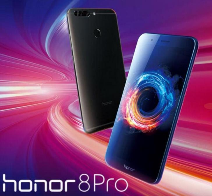 Huawei Honor 8 Pro (Honor V9) запущен в Европе