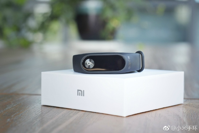 Xiaomi представила Mi Band 2 Mi 6 Commemorative Edition