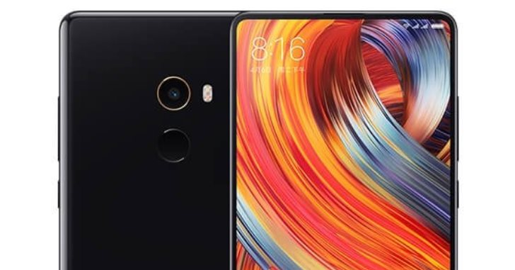 Появился Xiaomi Mi Mix 2 Starck Edition