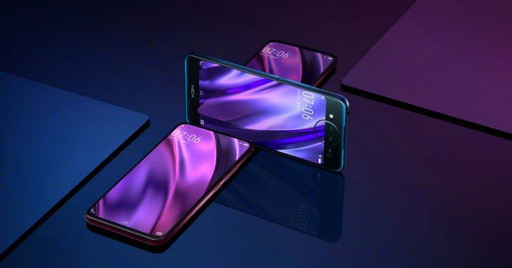 Состоялась премьера Vivo Nex Dual Display с двумя AMOLED-экранами
