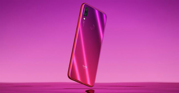 Redmi Note 7 в очередной раз проверили на прочность
