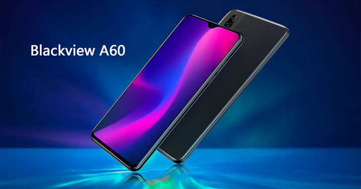Blackview A60 появится на прилавках в конце марта