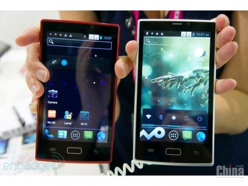 Jetway ALFAR560 - доступная альтернатива Galaxy Note (вдеои)