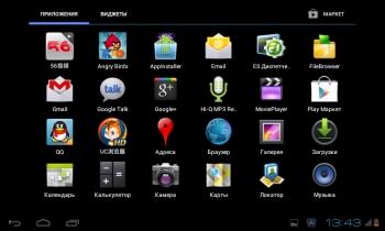 Обзор планшета Ainol NOVO7 Tornados