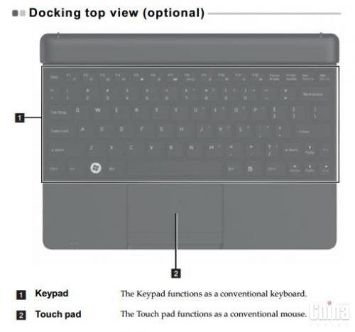 10,1-дюймовый планшет IdeaTab S2110A от Lenovo