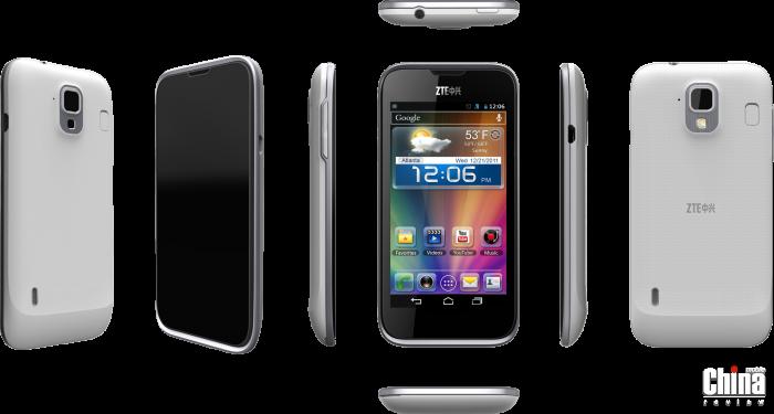 LTE-смартфон Grand X LTE (T82) от ZTE