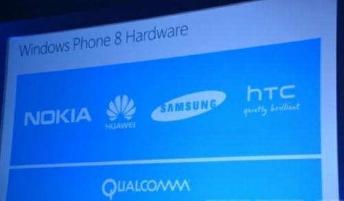 Huawei обещает первый смартфон на Windows Phone 8 к концу года