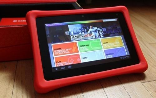 Четырехъядерный детский планшет Nabi 2 Kids за 200$ (видео)