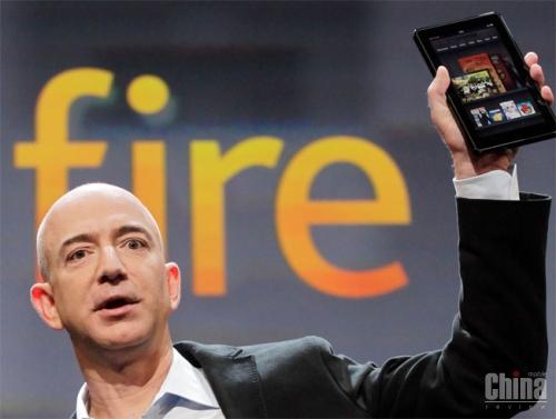 Kindle Fire 2 возможно выйдет в июле