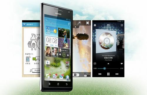 Huawei офицально запустила новый интерфейс Emotion UI для Android 4.0 ICS