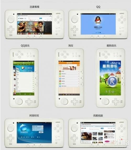 А как вам клон Nintendo 3DS XL (видео)