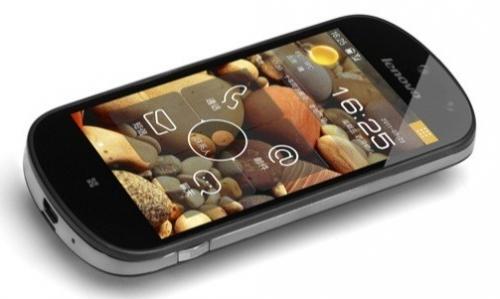 Lenovo начнет продажи смартфонов в России с октября 2012 года