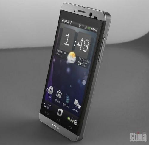 Стильный, быстрый и по низкой цене - смартфон Jiayu G3