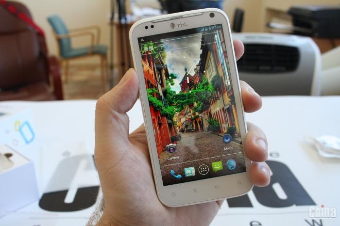 Обзор THL W3 - смартфон с самым высоким разрешением дисплея