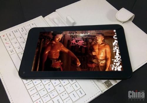 Ультрадешевый 7-дюймовый планшет Lenovo T01 за $99 (видео)
