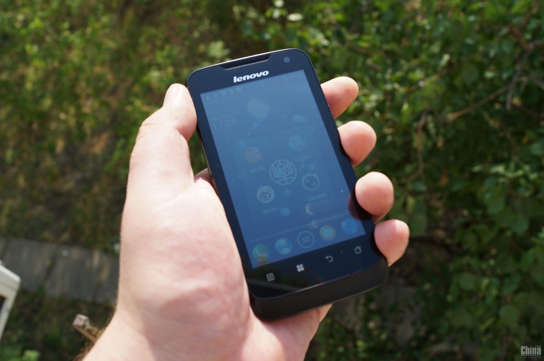 Сенсорные телефоны lenovo 4