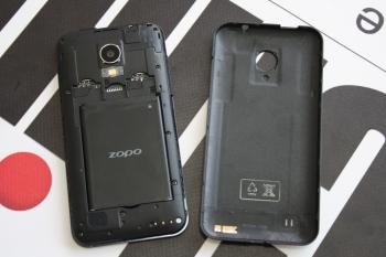 Обзор ZOPO ZP500 Libero