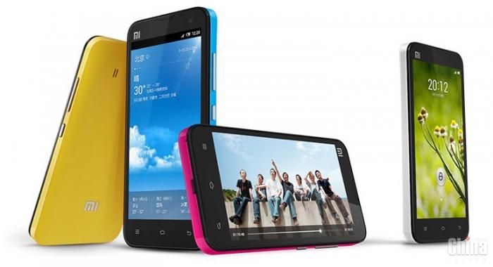 Xiaomi Mi-Two получит версию на 32 Гб