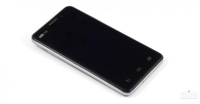 Черный UMI X1 поступил в продажу