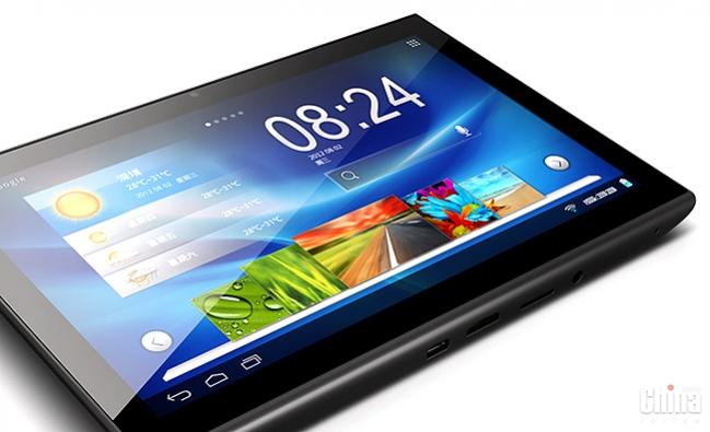 Еще один 7-дюймовый планшет Hyundai Hold X на ОС Android 4.1 Jelly Bean