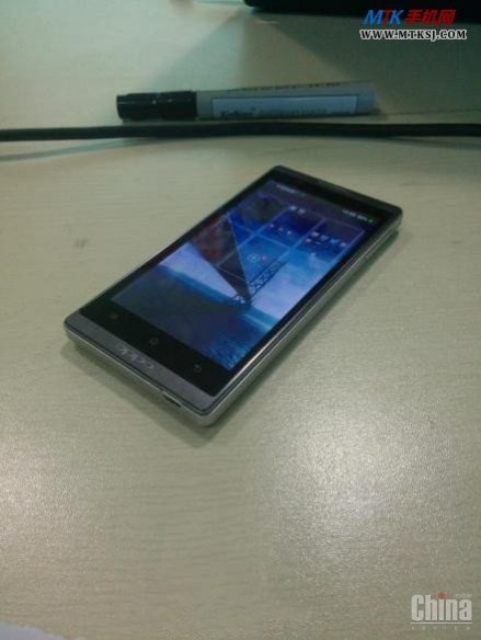 Утечка: новый Oppo T29 - 2 ядра, метал и батарея на 3000 мАч!