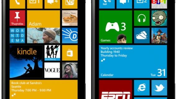 Huawei Ascend W1 на ОС Windows 8 выйдет в этом месяце