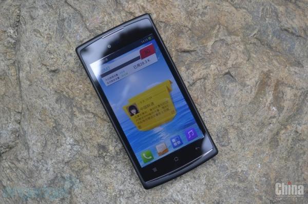 Музыкальный смартфон Oppo R817 на МТК6577 (фото)