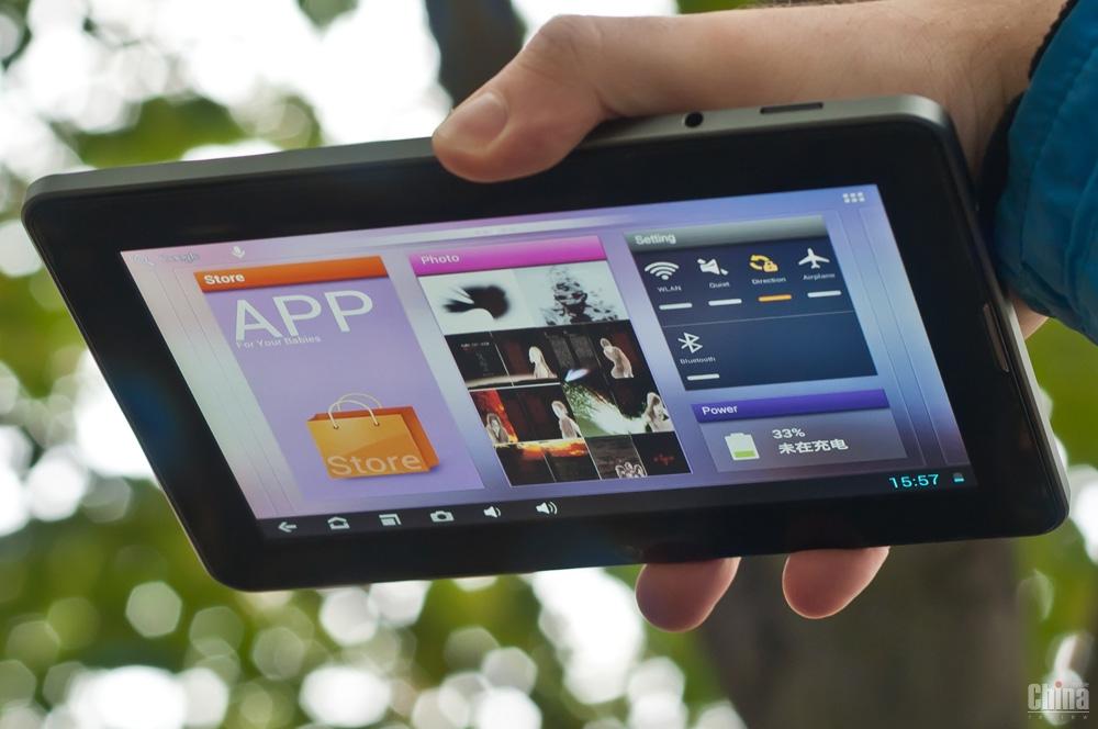 (21gadget) ru-умные гаджеты: сенсорный планшет на андроид