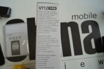 Обзор Onda V712