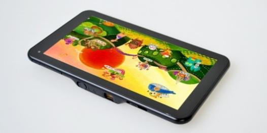 SmartQ U7 - планшет со встроенным проектором