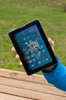 Обзор Pipo U1 - первый китайский 7-дюймовый планшет на ОС Android 4.1 Jelly Bean