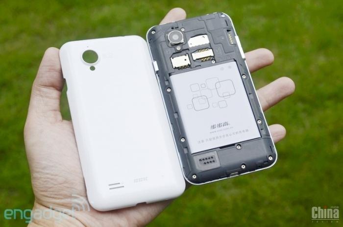 Фотогалерея Vivo S9 - 4,5 дюймовый аналог THL W3+, но в два раза дороже