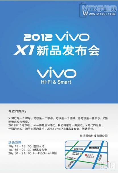 Завтра состоится премьера самого тонкого смартфона в мире Vivo X1