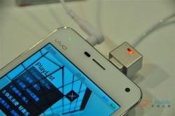 Сегодня официально представили самый тонкий смартфон в мире Vivo X1. Фото и видео