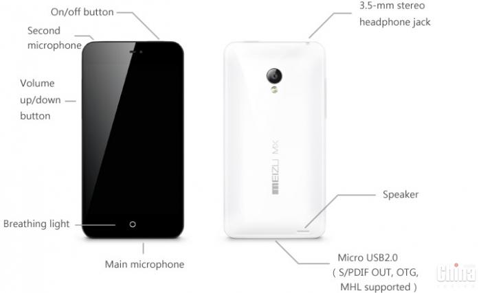 Официально представлен Meizu MX2. Самый лучший китайский смартфон!