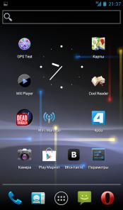 Обзор смартпэда Freelander PD10 Typhoon + Видео