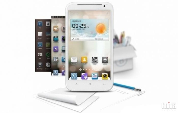 Новые подробные фото Huawei Ascend D2