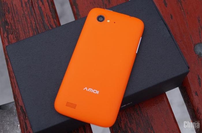 Обзор Amoi N821