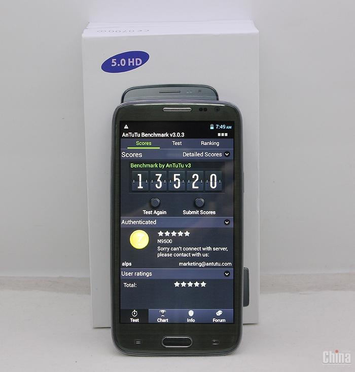 Guophone I9602 андроид 4.2 3G Фаблет Разблокированный ...
