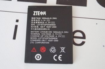 Обзор ZTE V970