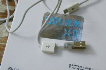 Обзор UMi X2