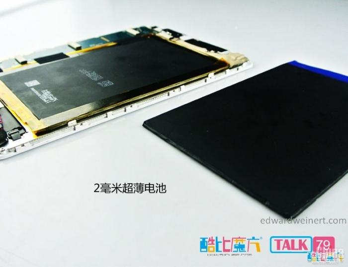 7,9-дюймовый планшет Cube TALK79 на базе процессора MediaTek с поддержкой 3G и GPS