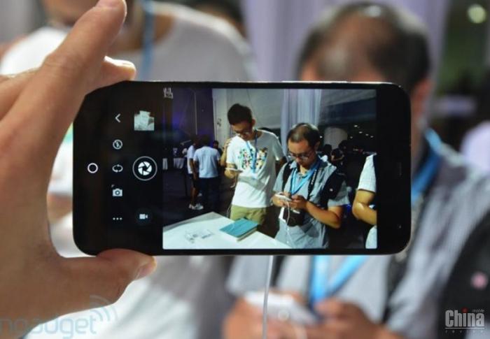 Первое видео и фотографии Meizu MX3