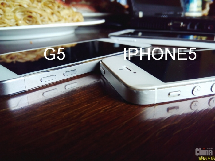JiaYu G5 vs iPhone 5 в фотографиях