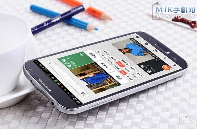 N.1 S6   клон Galaxy S4 обновляется до MT6589T