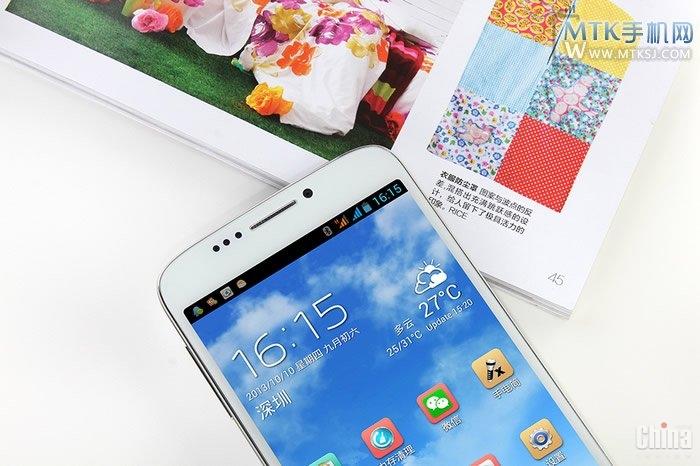Фотообзор 6 дюймового FHD смартфона Mlais MX68
