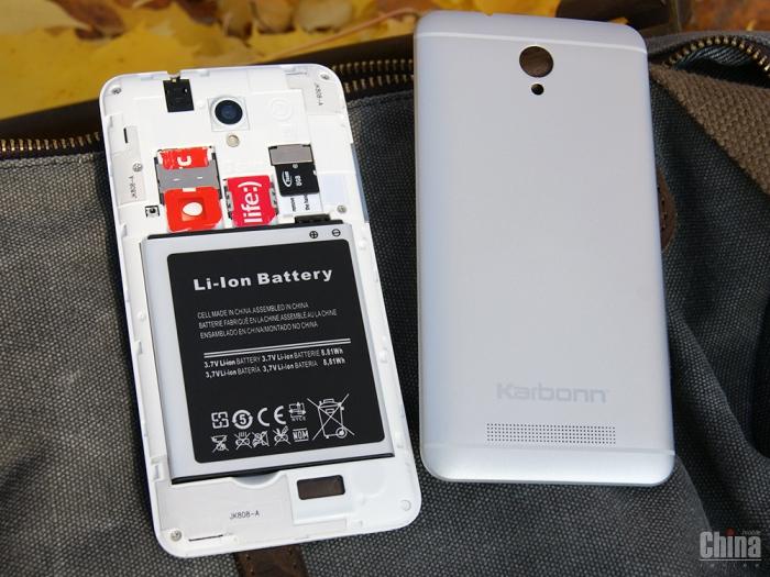Обзор смартфона Karbonn KS808