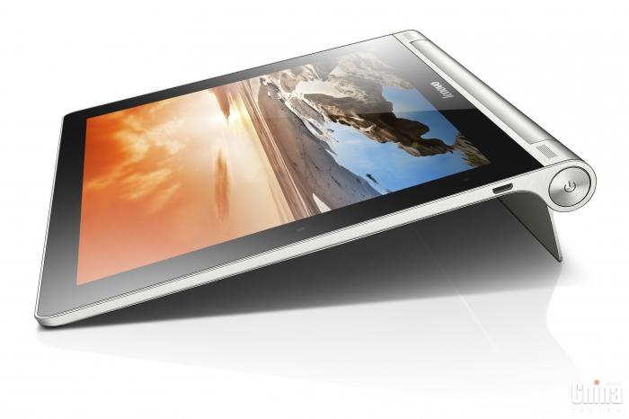 Lenovo анонсировала два доступных Android-планшета Yoga