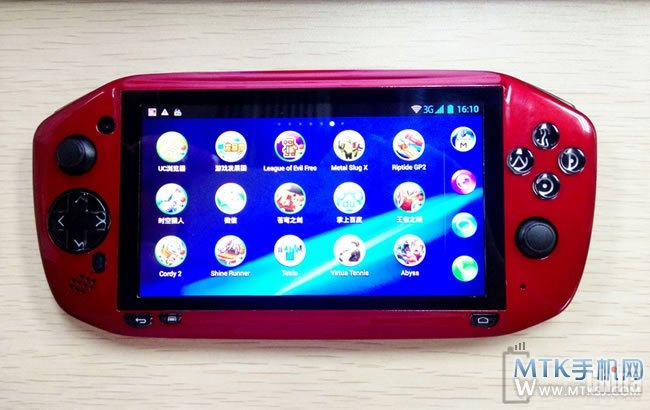 Magic Media i5S   Игровая android консоль с возможностью звонить